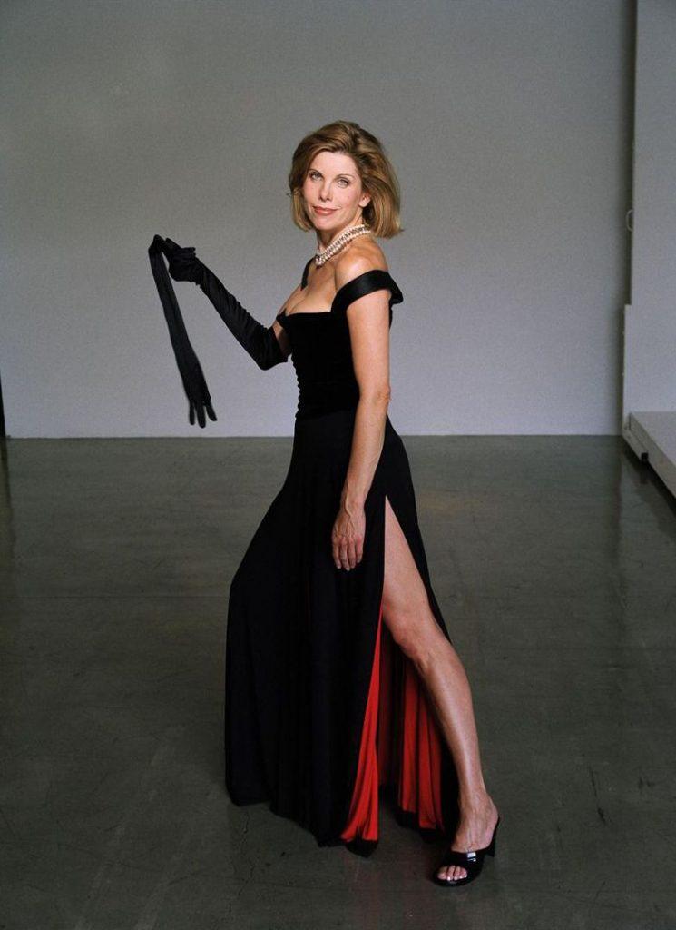 Christine Baranski body measurements
