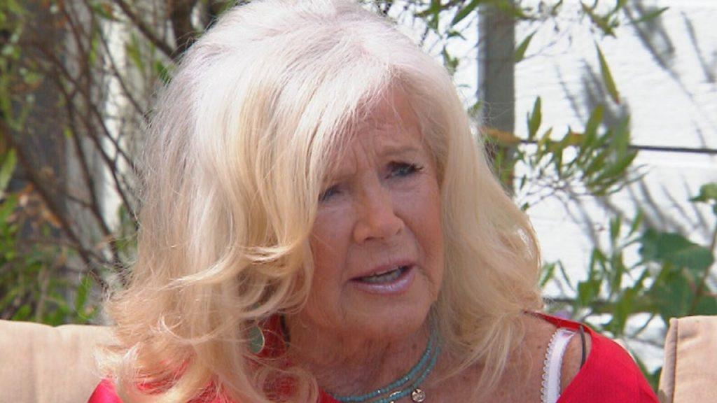 Connie Stevens body measurements nose job facelift
