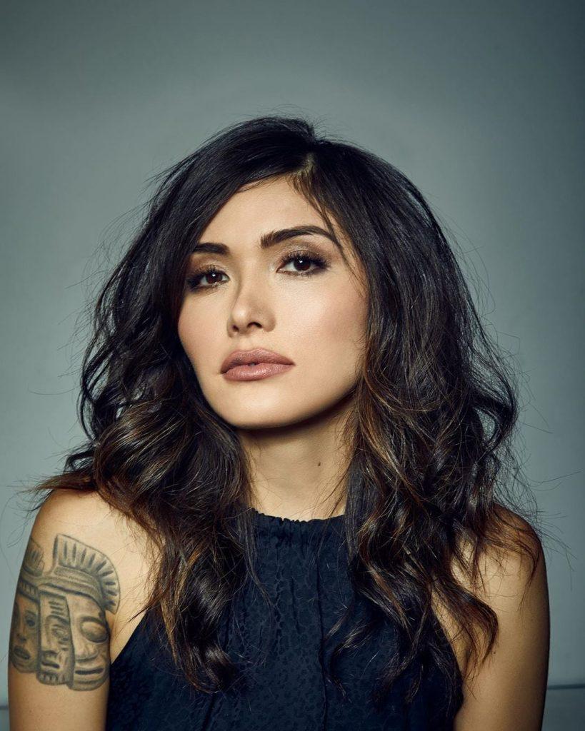 Daniella Pineda facelift