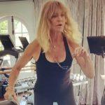 Goldie Hawn lips facelift botox