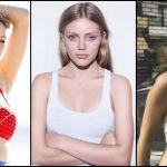 Grace Van Dien facelift lips body measurements