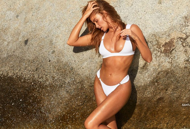 Haley Kalil body measurements lips facelift