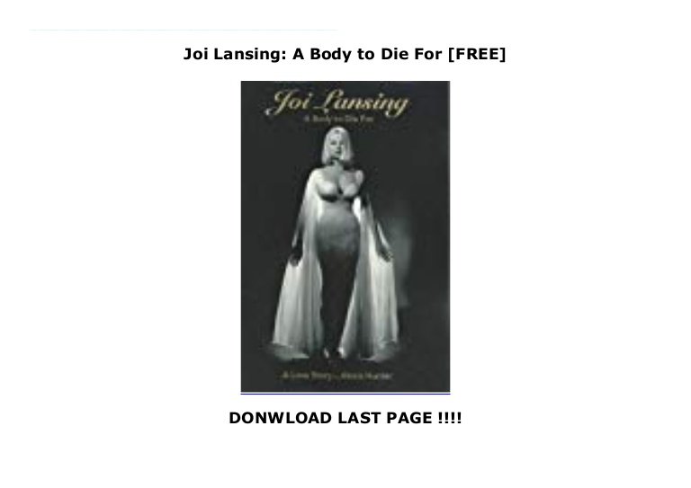 Joi Lansing body measurements botox lips