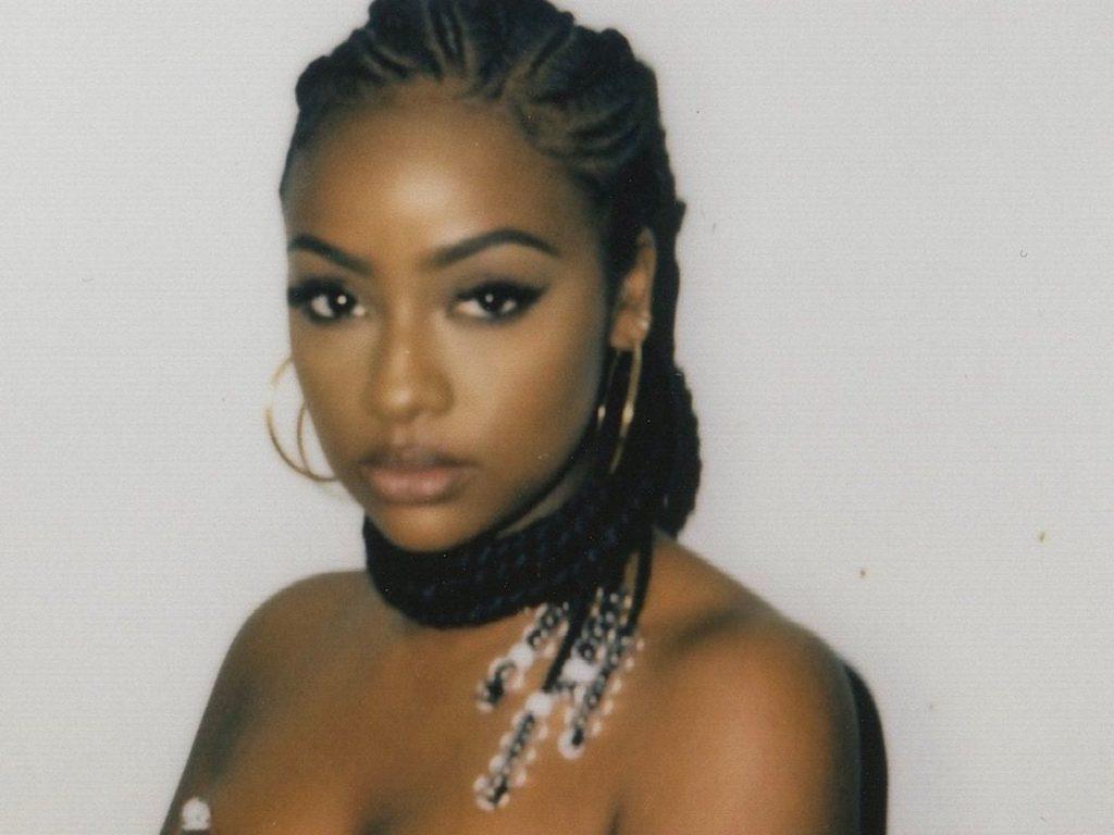 Justine Skye facelift