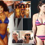 Lauren Sanchez lips facelift body measurements