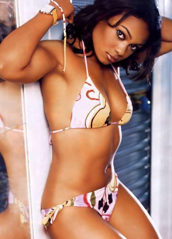 Tatyana Ali body measurements