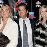 Vanessa Trump lips body measurements facelift